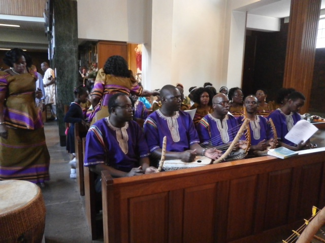 Acholi London Choir